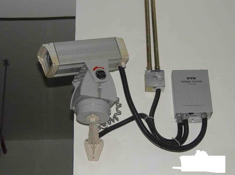 监控安装_监控摄像头安装